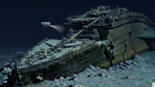 Where is Titanic right now and how Deep is it ?