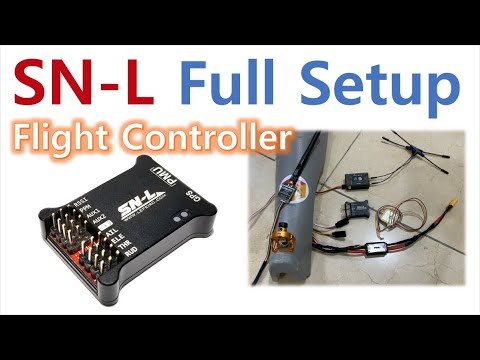 SN-L flight controller review