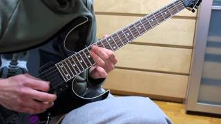 Children of Bodom - Bodom After Midnight (Guitar Cover)