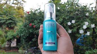 Lotus Makeup  Finish Up Makeup Fixer Review | New Launch Product | Bridal Makeup Setting Sprey |