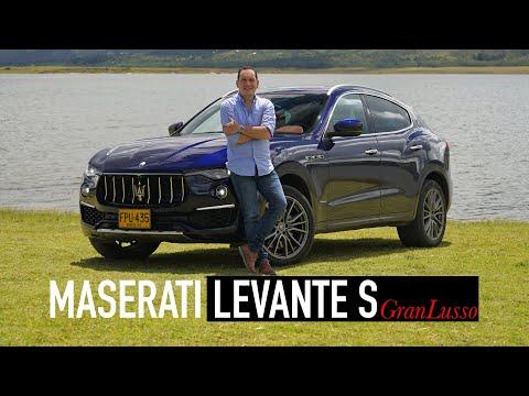 Maserati Levante 🔥 Lujo y potencia en un verdadero SUV deportivo 🔥 Prueba - Reseña