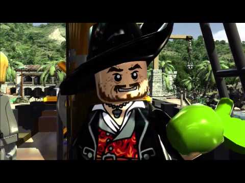 Видео № 1 из игры Lego Pirates Of The Caribbean [Wii]
