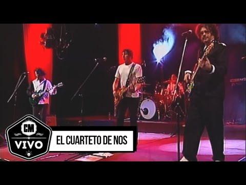 El Cuarteto de Nos video CM Vivo 2009 - Show Completo