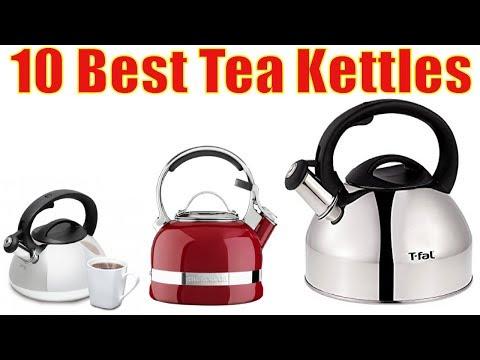 10 Best TeaKettles 2017 | Best Tea Kettles to Buy | Tea Kettles #BestTeaKettles