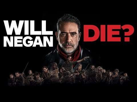 Why Negan Will Probably Die In All Out War - Walking Dead Theory