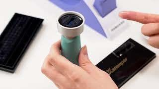 データー差替印 印面手入れ方法