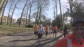preview picture of video 'Science park marathon Utrecht 2015'