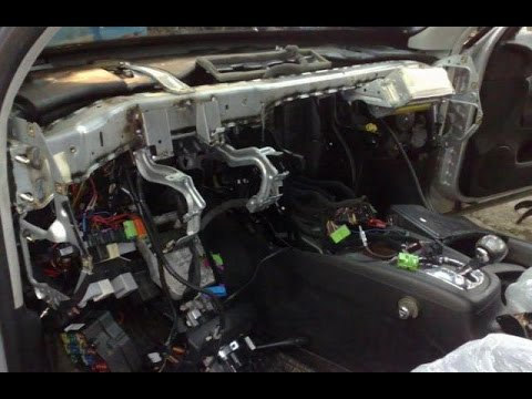 Замена радиатора печки на Volkswagen Passat B5+ СВОИМИ РУКАМИ!