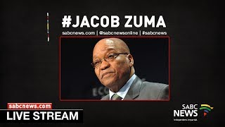Former Pres Zuma, Thales appear before court, 20 May 2019 - PT1