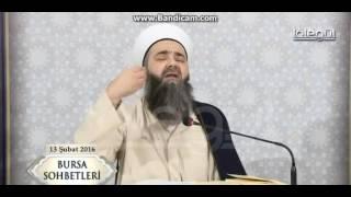 Cübbeli Ahmed Hoca 13 şubat 2016 Tarihli Islamoğluna Cevabı