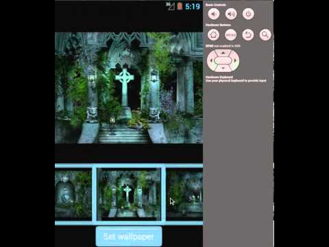 Video of Apex/GO Theme: Gothic