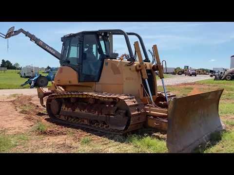CASE 1650L Crawler Dozer