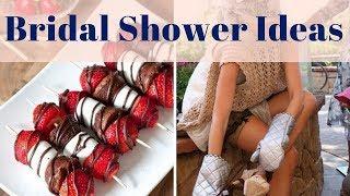 Bridal Shower Ideas 100+ Bridal Shower DIY Ideas 2019