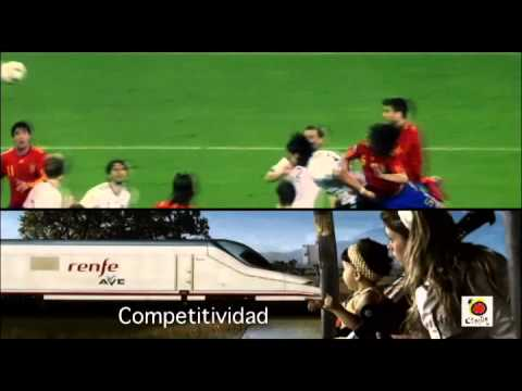 """Need Success? I need Spain"". ICEX."