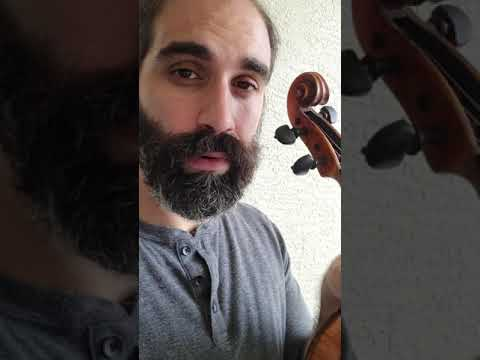 Garrett Charnin, Violin - Intro Video