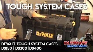 Dewalt tough system cases | DS150 | DS300 |DS400