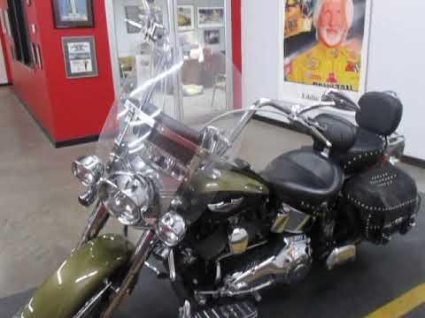 2005 Harley-Davidson FLSTC/FLSTCI Heritage Softail® Classic in Wichita Falls, Texas - Video 1