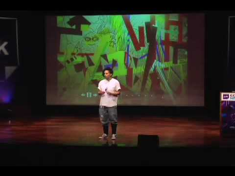 Shantell Martin: PSFK Conference New York 2010