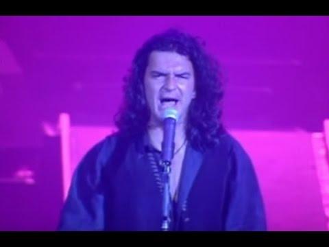 Ricardo Arjona video Jesús, verbo no sustantivo - Teatro Opera 1995 - Argentina
