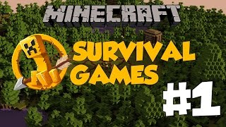 Minecraft | Mini-Games | Hungry Game #1 на Crystalix