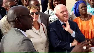 SÉJOUR DE PARLEMENTAIRES FRANCAIS AU SENEGAL avec pour thématique l'aide publique au développement.