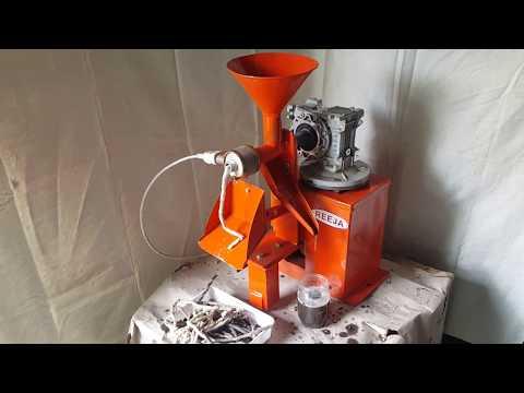 Stainless Steel Model Mini Oil Expeller
