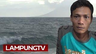 Download Video Saksikan Air Laut Kering Disedot Krakatau saat Tsunami MP3 3GP MP4