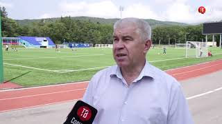 """Виктор Калюжный: """"50 лет стадиону """"Космос"""""""