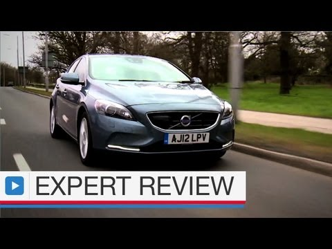 Volvo V40 hatchback expert car review