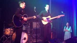 CASH - Johnny Cash Tribute - (Ben Welburn) Wreck of the Old '97