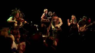 Abney Park - Stretched On Your Grave (Live) April 11, 2010