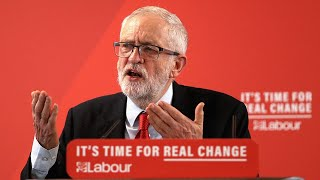 video: Jeremy Corbyn's Labour will 'get Brexit sorted'? That's a sick joke