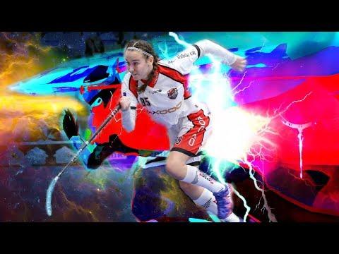 2019/2020: Highlights 1. ligy žen : Florbal Ústí - SK BIVOJKY LITVÍNOV 3:4