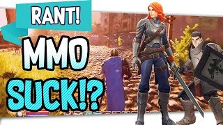Why MMO Are Bad Now IMO After Talking To Devs | Yes I