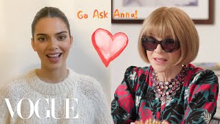 Anna Wintours Valentines Day Gift Ideas, Oscar Picks, And Worst Date Ever (ft. Kendall Jenner)