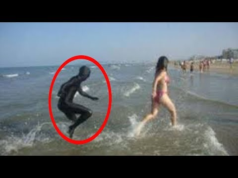 6 Creepiest Unknown Creatures Caught On Camera