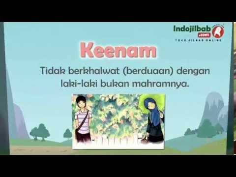 Video 10 Ciri Wanita Sholehah Idaman Pria