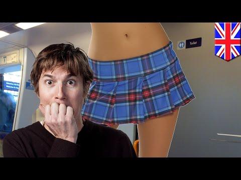 Facet złożył Kobieta YouTube
