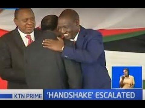 DP Ruto, Kalonzo Musyoka follow suit, forgive each other
