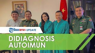 Ashanty Didiagnosis Menderita Penyakit Autoimun, Gejala gejala Selama Ini Terjawab