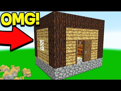 WORLD'S BIGGEST MINECRAFT HOUSE.. (WORLD RECORD)