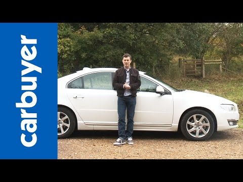 Volvo S80 saloon - Carbuyer