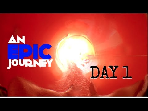 EPIC journey: DAY 1 (NCL EPIC transatlantic cruise)
