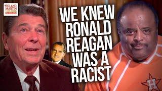 Black People Knew Reagan Was Racist: Ronald Reagan's Hidden Racist Convo With Richard Nixon Released