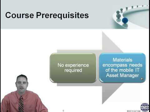 Learn about Certified Mobile Asset Management (CMAM) from ...