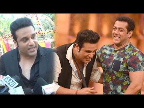 Krushka Abhishek SHARES His Thoughts On Salman Khan
