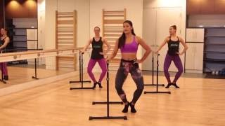 Barre Fitness | Barre Workout by Barre Fitness