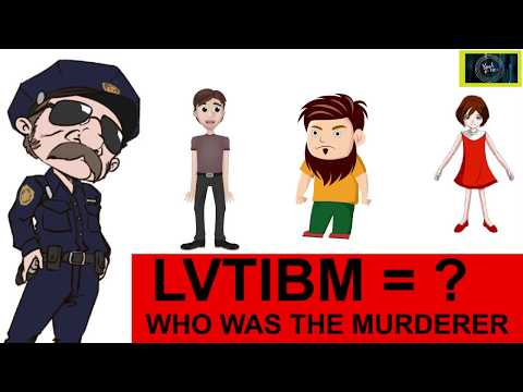 Crime and Logic Puzzles part - 1