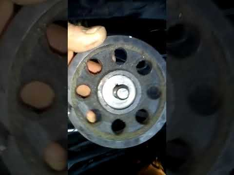 Фото к видео: Метки ГРМ Ауди 100 c4 5 цилиндров 2.4