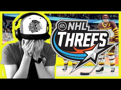 NHL 18 Beta - NHL THREES | Gameplay / deutsch / PS4 | Tomy Hawk TV
